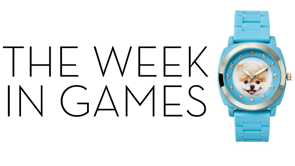 The Week In Games: Canine Consideration