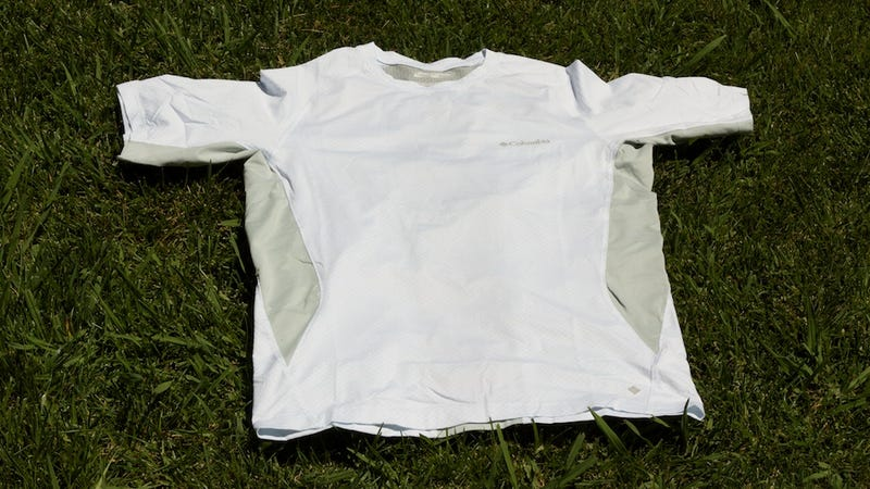 Columbia Freeze Degree Short Sleeve Crew Gallery