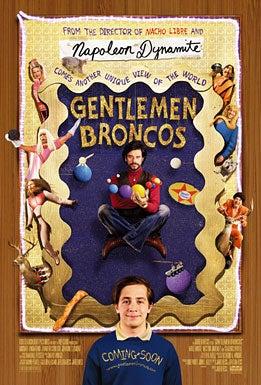 Sam Rockwell's Two-Sided Fantasy Hero Blows The Gentlemen Broncos Trailer Away