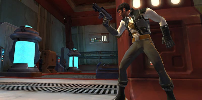Get Your Han On With The Old Republic's Latest Characters