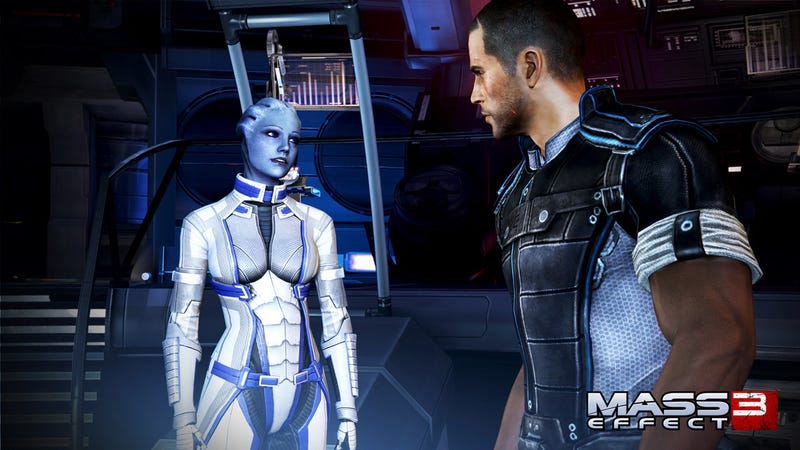 The Mass Effect 3 Voice Cast is a Fine Collection of Actors, Actresses, and PSP Tasters