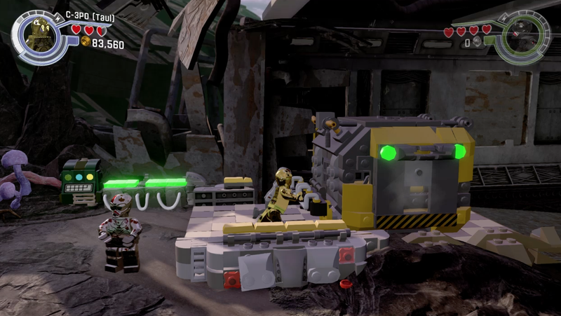 It's A Great New Lego Star Wars Level, But It's PlayStation-'Exclusive'