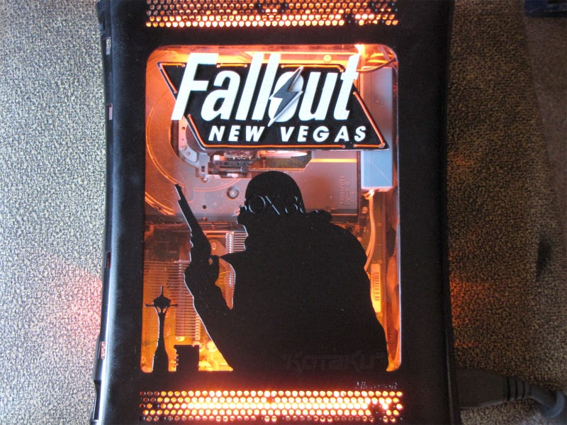 An Xbox 360 Fit For A Post-Apocalyptic Sin City