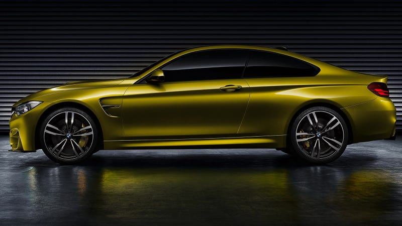 The BMW M4 Coupe Concept: This Is It