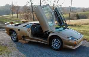 Backyard Lambo Of The Day: Cadillac Northstar-Powered Diablo
