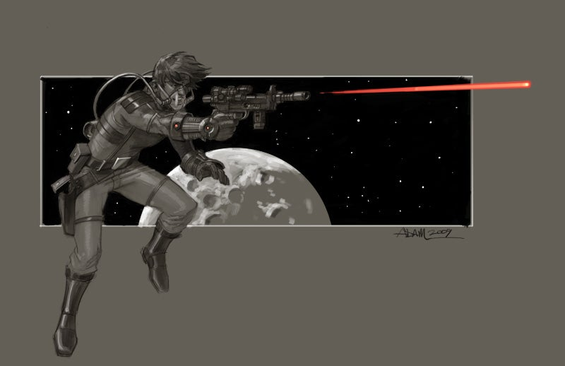 Star Wars is no Match for Some Good Concept Art by Your Side