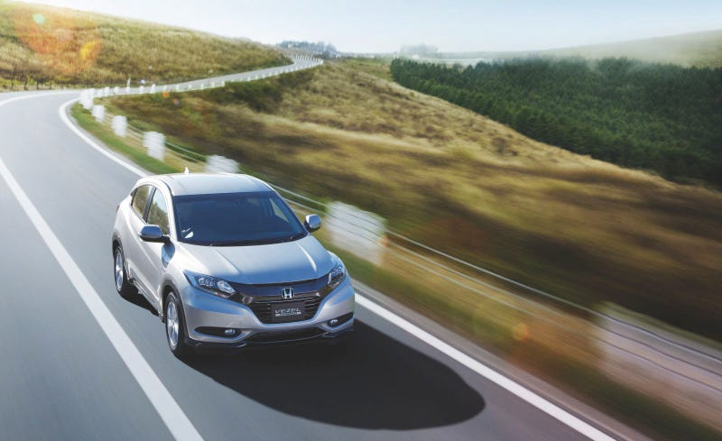 Honda Unveils New Urban SUV Production Model And S660 Concept, At The Tokyo Motor Show 2013