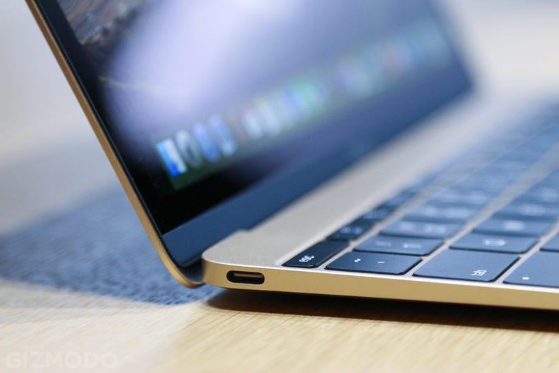 Apple's New MacBook Hands-On: Gorgeous, Featherlight, But a Bit Awkward
