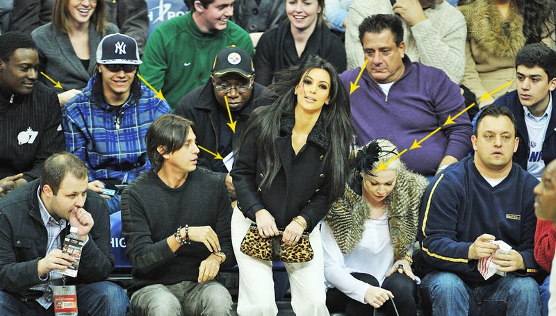 What Did Kim Kardashian Say to Snooki?