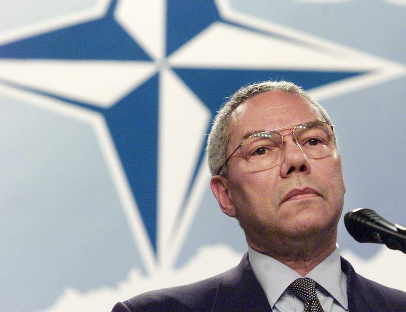Colin Powell Is a Communist