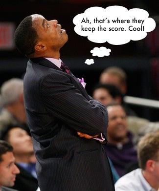 Knicks Keep On Falling ...