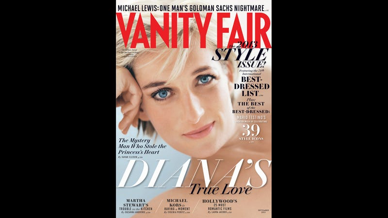 I See Dead People: Vanity Fair's Obsession With Dearly Departed Celebs