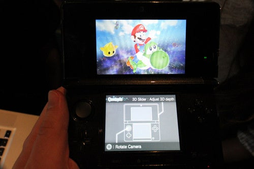 Nintendo 3DS Probably Won't Harm Kids' Eyes