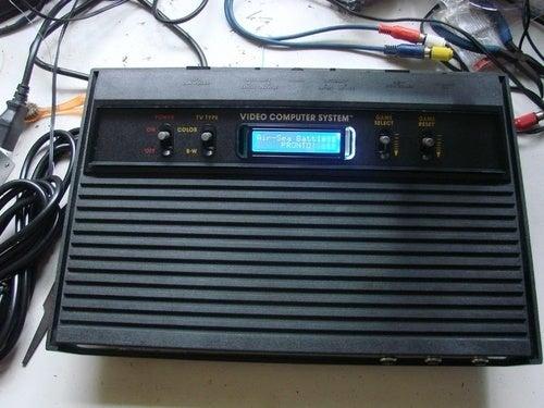 The Atari 2600 'Jukebox'