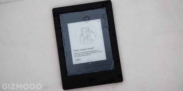 Kobo Aura H2O Review: A Gorgeous, Waterproof Screen That No One Needs
