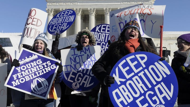 Only One Percent of Americans Think Abortion Is Our Biggest Problem