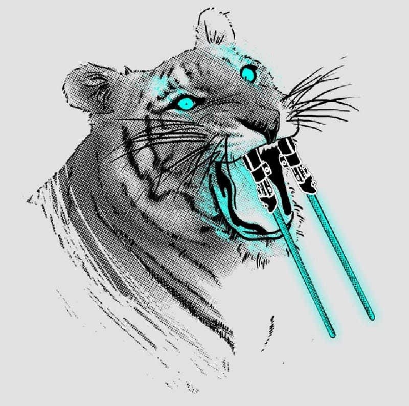 Thank Goodness the Lightsaber-Toothed Tiger Is Extinct