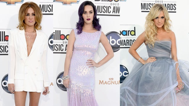 Katy Perry's Grandma Brought her Pimp Cane to the Billboard Music Awards