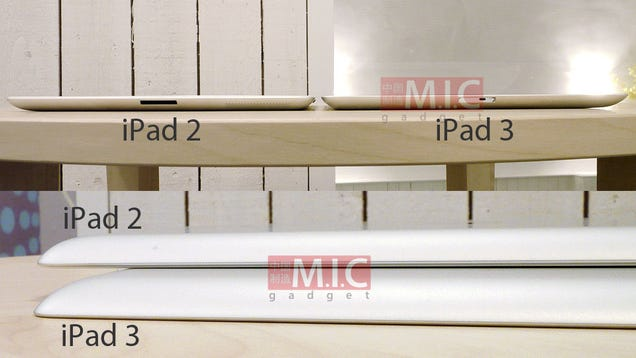 This May Be the iPad 3 Shell