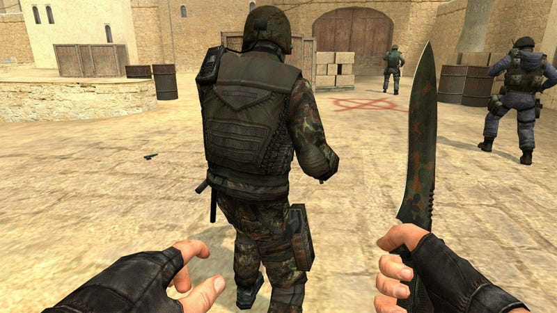 Manila Counter-Strike Match Ends in Murder