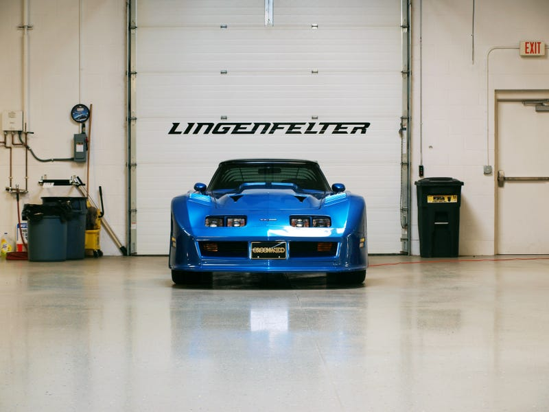 Inside Ken Lingenfelter's Perfectly Ridiculous Private Car Collection