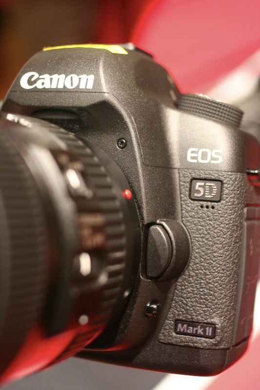 Hands-On: Canon EOS 5D Mark II