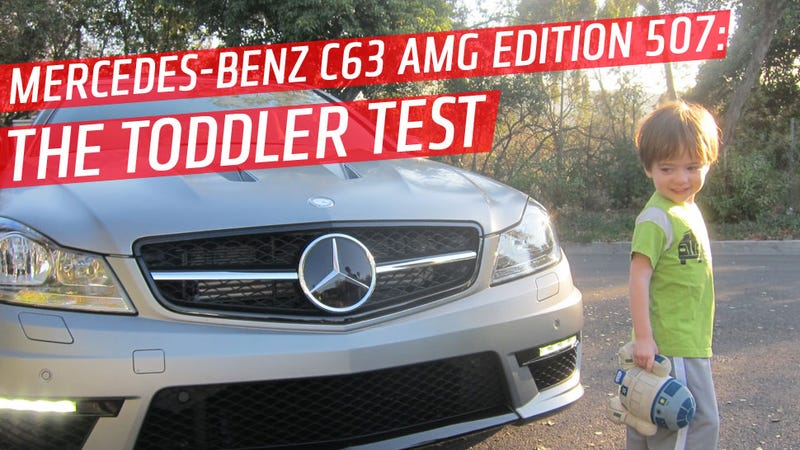 2014 Mercedes-Benz C63 AMG Edition 507: Will It Baby?