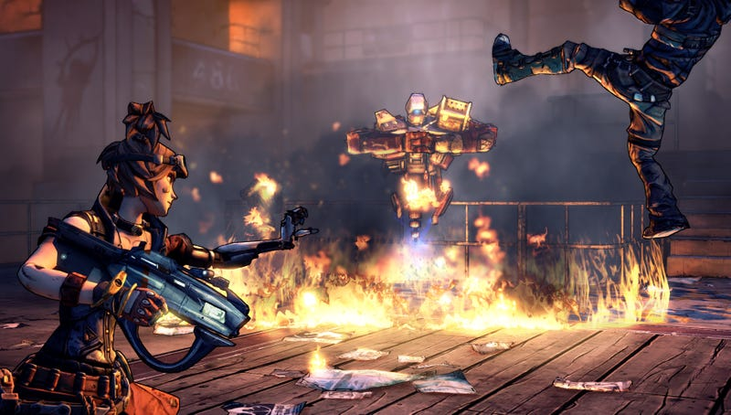 You Can Now Download Borderlands 2's Mechromancer DLC
