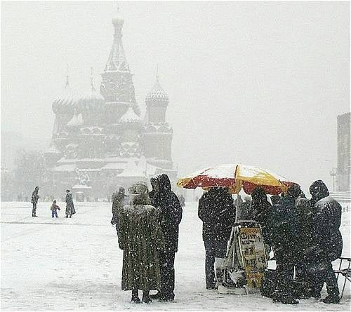 Moscow Mayor's Climate-Hacking Plot: a Winter Without Snow