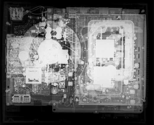 The X-Rays of Completely Healthy Game Consoles