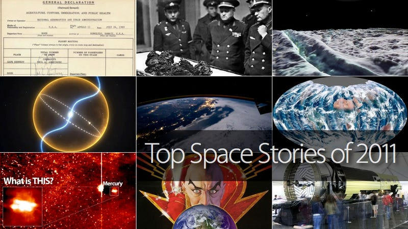 The Best Space Stories of the Year