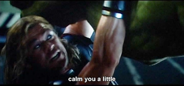 Watching a Chinese Bootleg Copy of The Avengers with Subtitles Is Unbelievably Hilarious