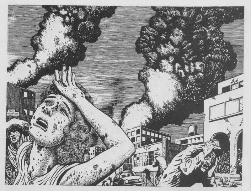 The End of the World, Mad Magazine-style