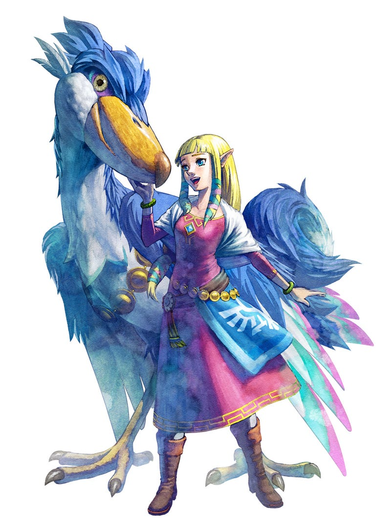 My Goodness, The Legend of Zelda: Skyward Sword Deserves to be Called an RPG