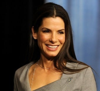 Silver Lining for Sandra Bullock: She's Hollywood's Highest Paid Actress