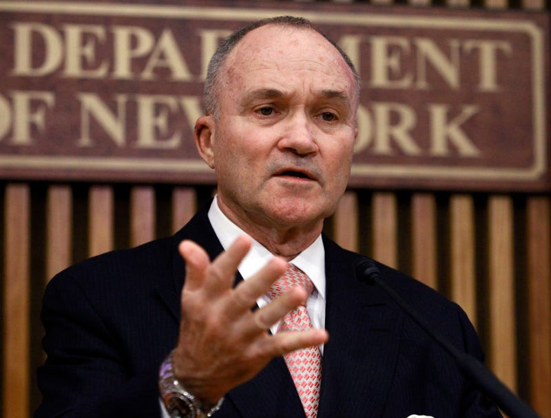 Ray Kelly Thinks Public Will 'Accept' Spies Recording All Phone Calls