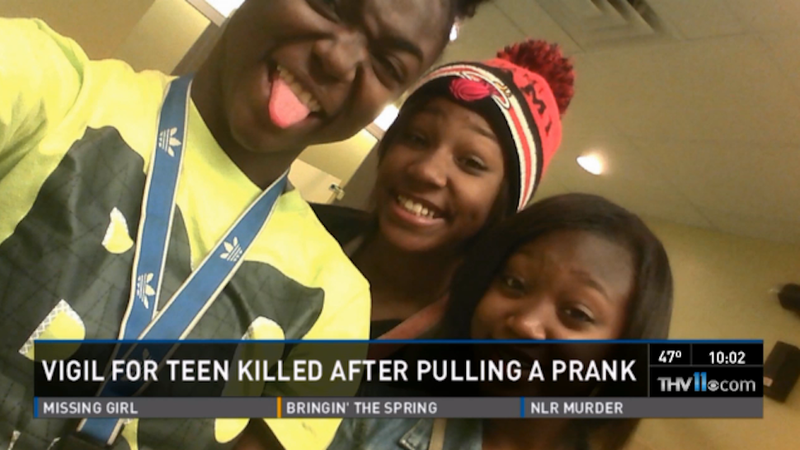 15-Year-Old Girl Shot And Killed Over Egging a Car