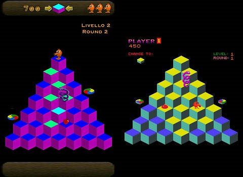 Q*Bert Clone Is The Latest iPhone Copyright Scam
