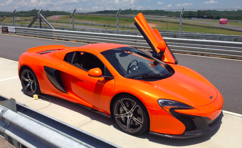 I Tracked A McLaren 650S And Learned All Exotic Cars Drive The Same