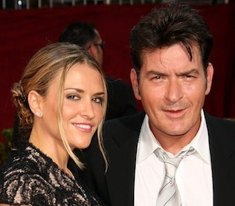 Surprisingly, Family Man Charlie Sheen Files for Divorce