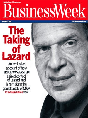 BusinessWeek: Wasserstein Out, Layoffs Coming