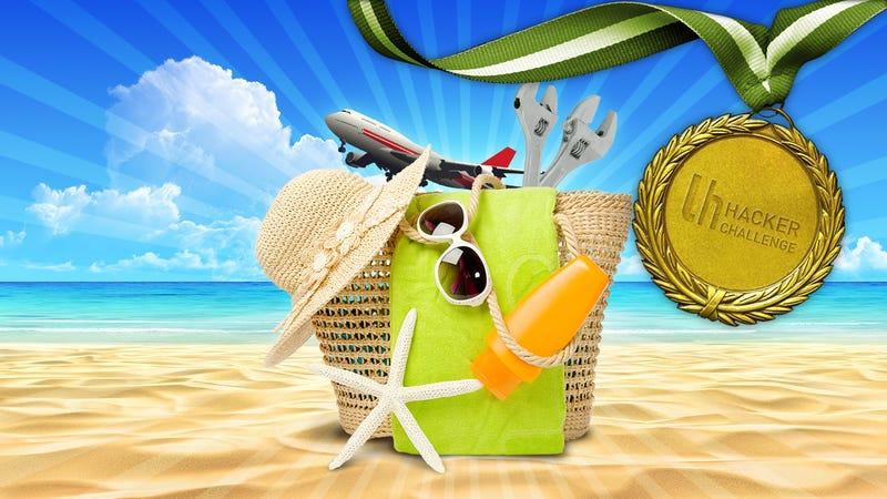 Hacker Challenge: Share Your Best Vacation Hack