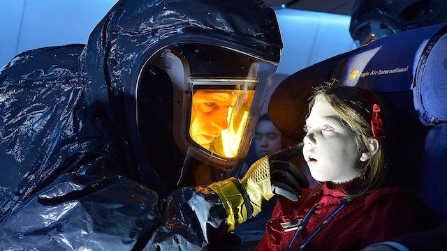 Guillermo Del Toro's The Strain Is The Most Aptly Named Show On TV