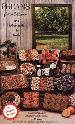 Pears, Pumpkin Cakes, & Homegrown Pecans