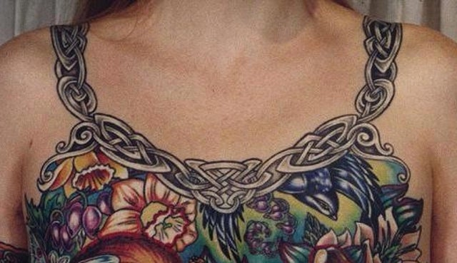 Photo of a Breast Cancer Survivor's Chest Tattoo Goes Viral After Facebook Tries to Remove It