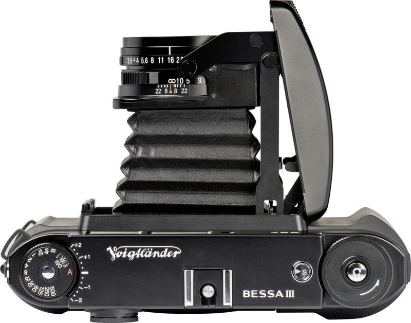 I Wish Digital Cameras Still Had Bellows