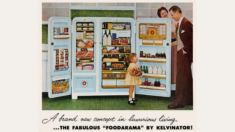 One Hundred Years of the Fridge