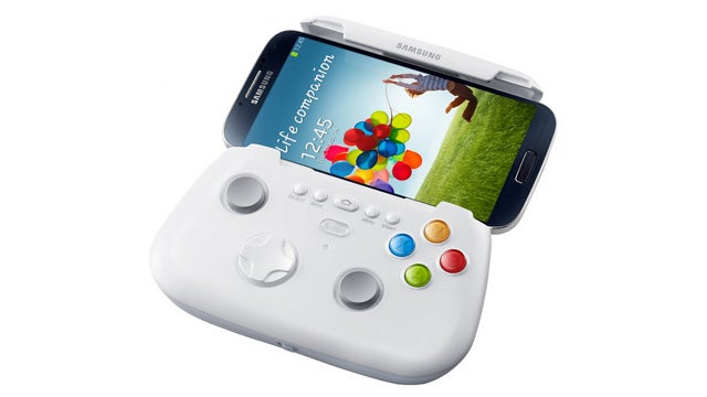 Samsung Preparing Docking Bluetooth Game Pad for Galaxy Range