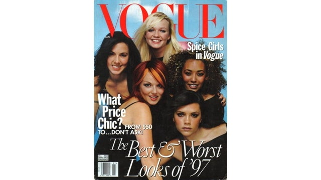 Anna Wintour Kind Of Regrets Putting The Spice Girls On Vogue's Cover