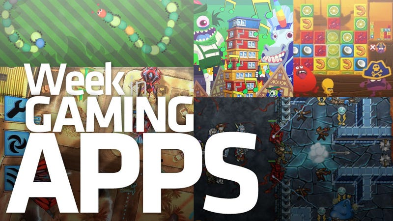 Stand Back Everyone, It's the Week in Gaming Apps